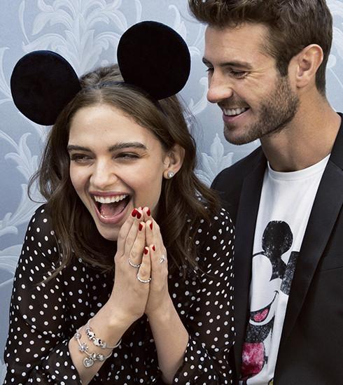 Pandora sort une nouvelle collection pour les fans de Disney