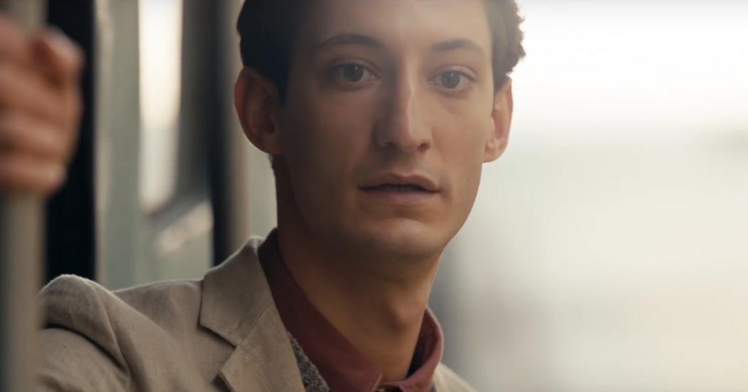 «La promesse de l'aube», le teaser du prochain film de Pierre Niney