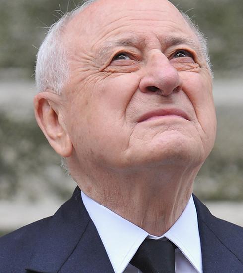 Pierre Bergé, l'ex-compagnon d'Yves Saint Laurent, est décédé