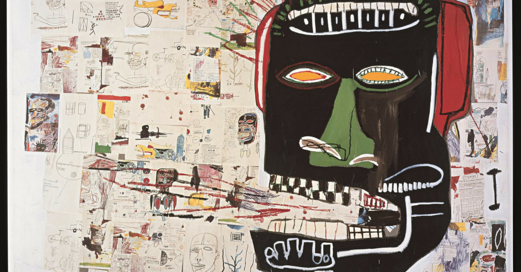 Expo: rétrospective sur Jean-Michel Basquiat à Londres