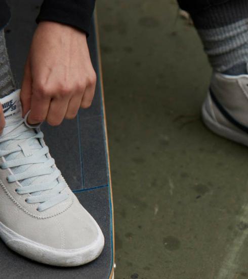 Nike sort la première chaussure de skate qui pense aux femmes