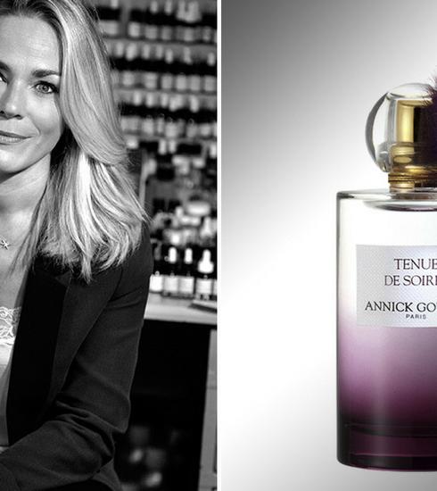 5 parfumeurs et leur nouvelle création: Camille Goutal à propos de tenue de Soirée d'Annick Goutal