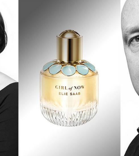 5 parfumeurs et leur nouvelle création: Dominique Roppion et Sophie Labbé à propos de Girl of Now d'Elie Saab