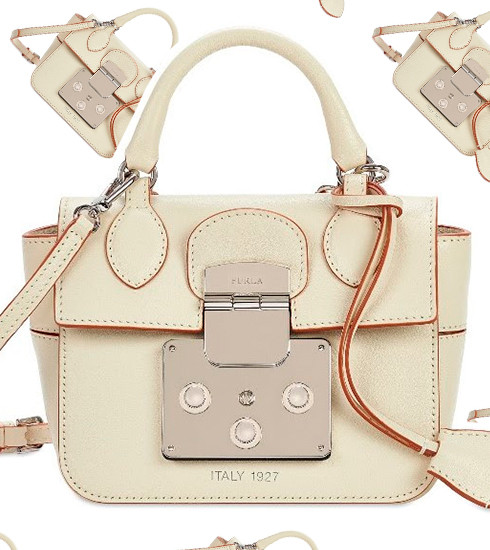 Crush of the day: le nouveau sac Mantra de Furla