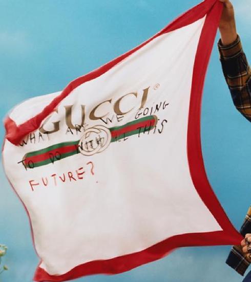 La fourrure pour Gucci, c'est fini