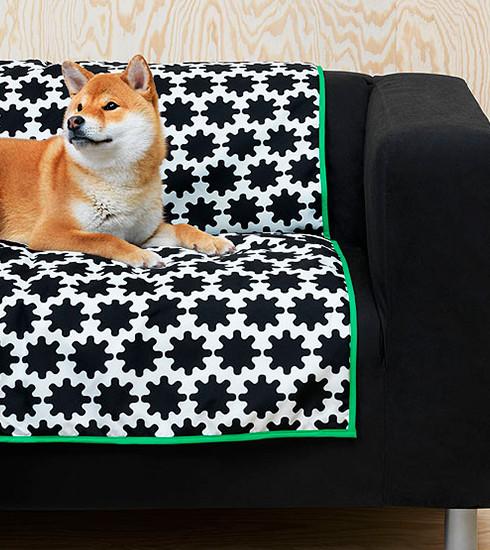 Zoom sur LURVIG, la collection chiens & chats d'Ikea