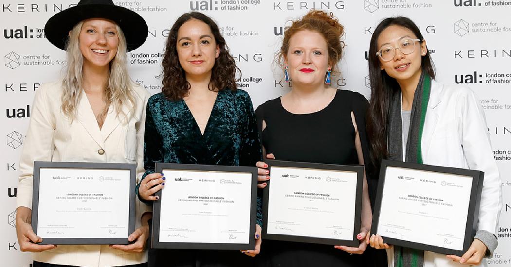 Le groupe Kering promeut la mode durable