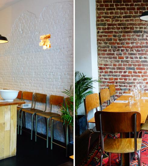 Rencontre avec le duo derrière Le 203, notre nouveau restaurant préféré à Bruxelles
