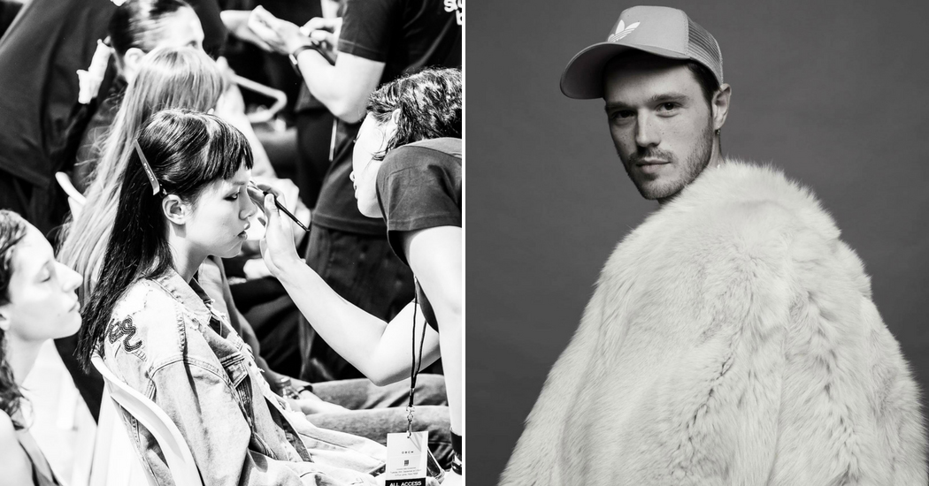 La mode hongkongaise à la Fashion Week de Paris avec Adrien Gras