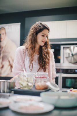 4 recettes délicieuses du cours de cuisine Marie Claire x Miele 150*150