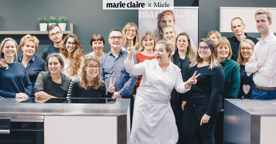 4 recettes délicieuses du cours de cuisine Marie Claire x Miele