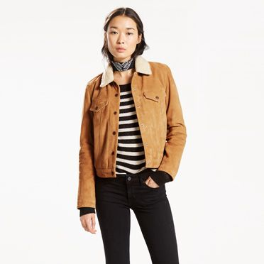 Crush of the day: Marie Claire x Levi's fêtent les 50 ans d'une veste iconique 150*150