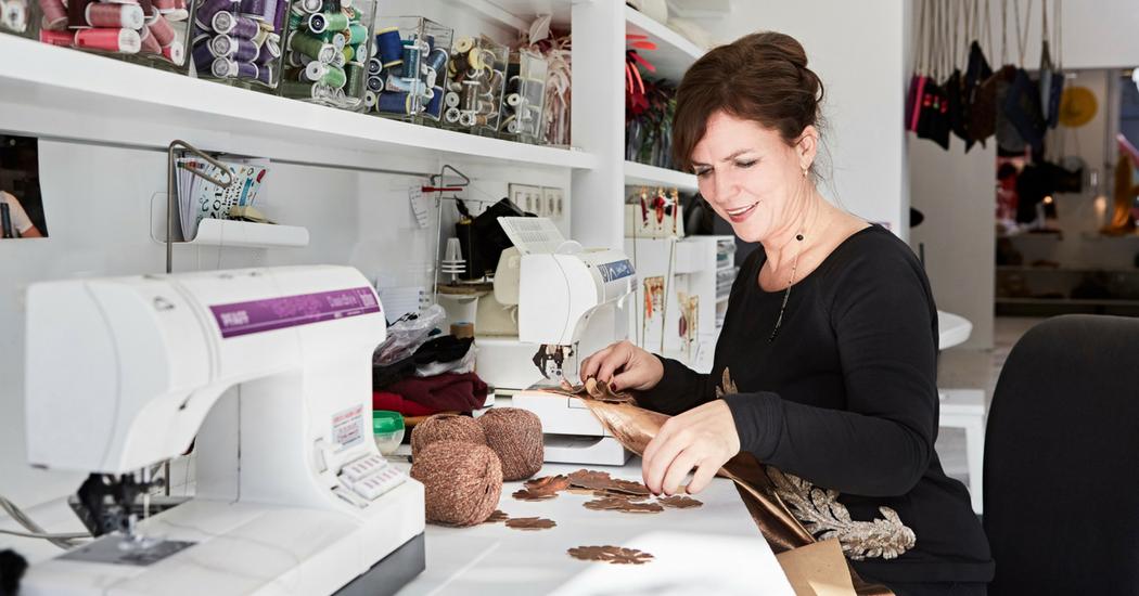 Rencontre: Ariane Lespire et sa mode pleine de pep's