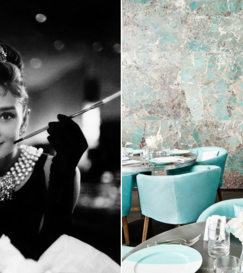 Blue Box Café: le Breakfast at Tiffany's devient réalité