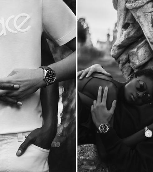 Le message d'amour et d'unité du Manifesto Versace