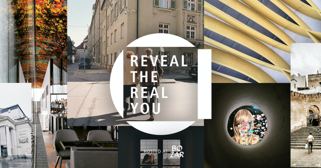 Reveal the real you: la collaboration Huawei x Bozar