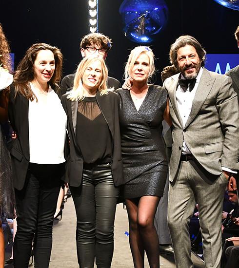 Et les gagnants de la première édition du Metropolitan Models Contest Belux sont…