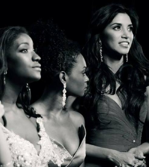Les candidates de Miss Pérou 2018 donnent les chiffres des violences faites aux femmes à la place de leurs mensurations