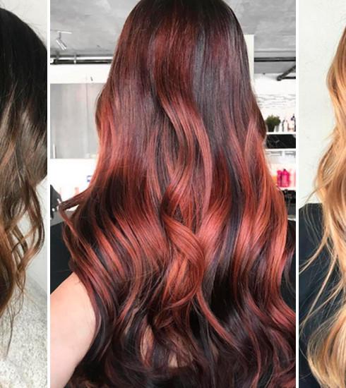 Tendance coloration: quel ombré choisir selon sa couleur de cheveux?