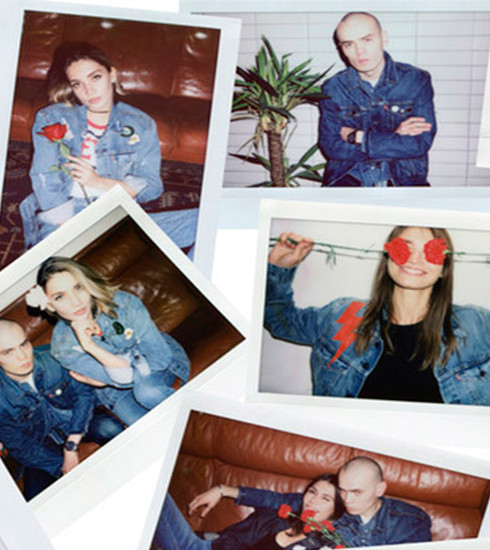 Crush of the day: Marie Claire x Levi's fêtent les 50 ans d'une veste iconique