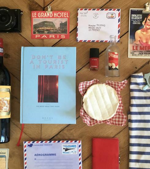 Paris et ses trésors cachés… Messy Nessy Chic sort son premier livre !
