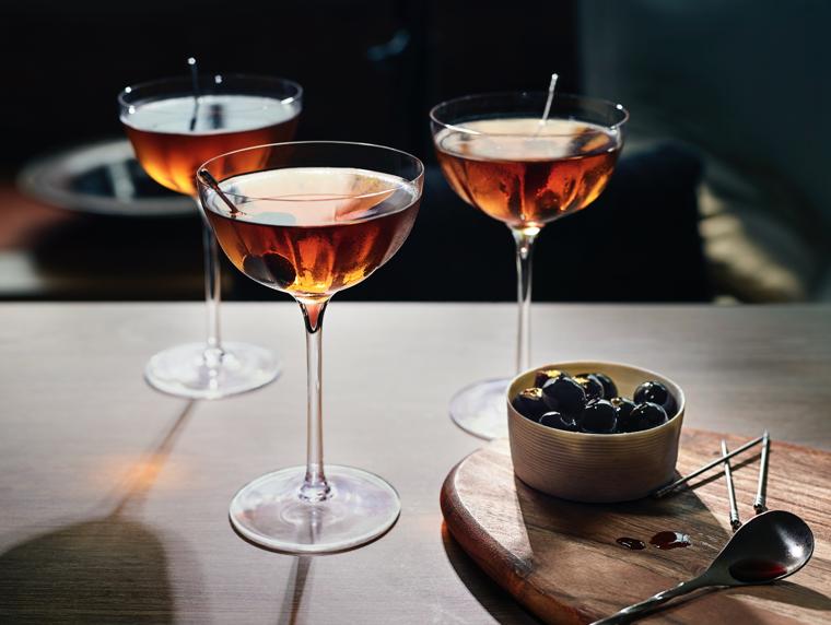 Recettes : 8 cocktails pour les fêtes de fin d'années - 7