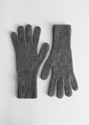 gants cachemire