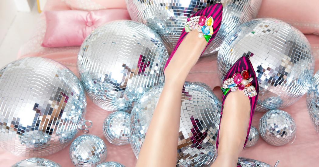 Shopping: nos coups de coeur chaussures pour les fêtes