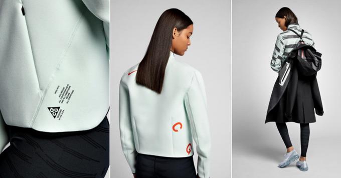 «To serve and protect», la collection femme NikeLab ACG pensée par Johanna Schneider 150*150