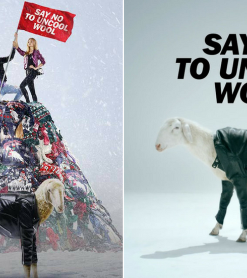 Say No to Uncool Wool: la campagne Diesel contre les Ugly sweaters de Noël