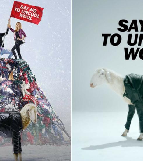 Say No to Uncool Wool: la campagne Diesel contre les Ugly sweaters de Noël