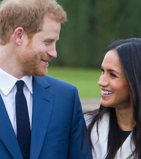 News: les photos officielles de fiançailles du prince Harry et de Meghan Markle dévoilées
