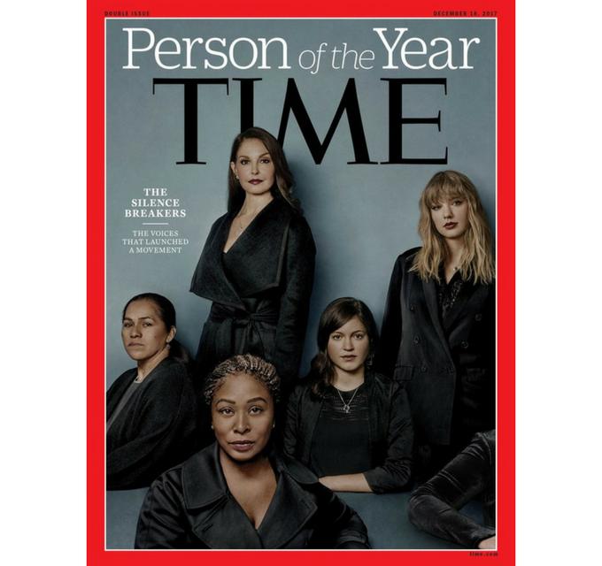 #MeToo récompensé par le Time: les briseuses de silence élues Person of the Year - 10