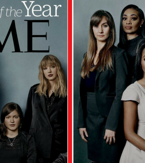 #MeToo récompensé par le Time: les briseuses de silence élues Person of the Year