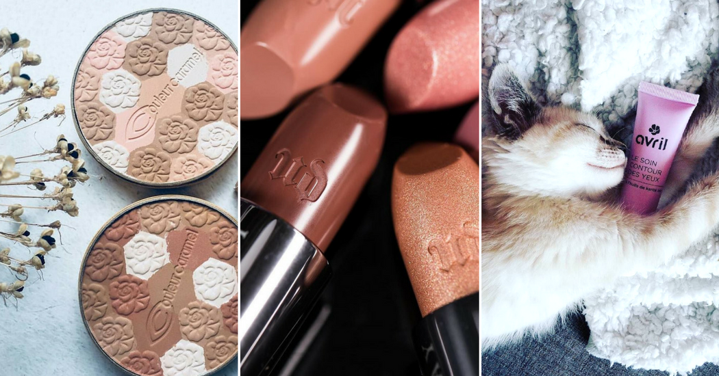 7 marques de maquillage cruelty free