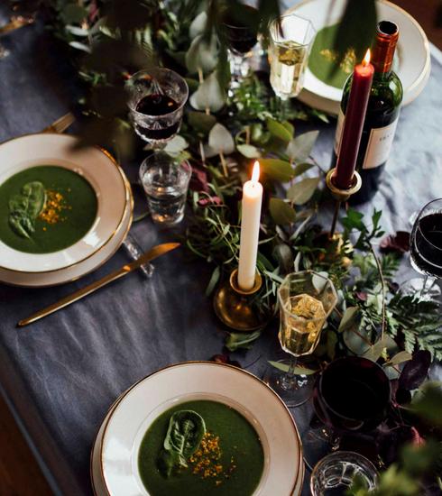 Inspiration Noël: une touche de fête dans la maison