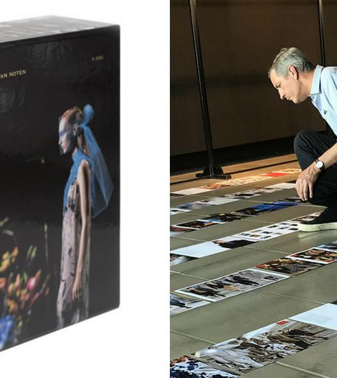 Cadeau mode: les 100 défilés de Dries Van Noten compilés dans un coffret collector
