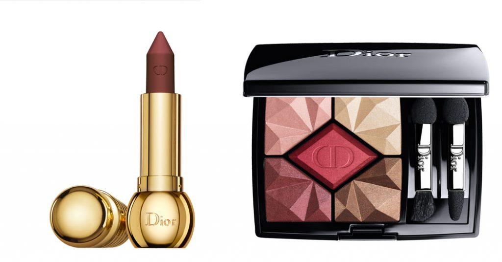 look makeup fêtes 2017