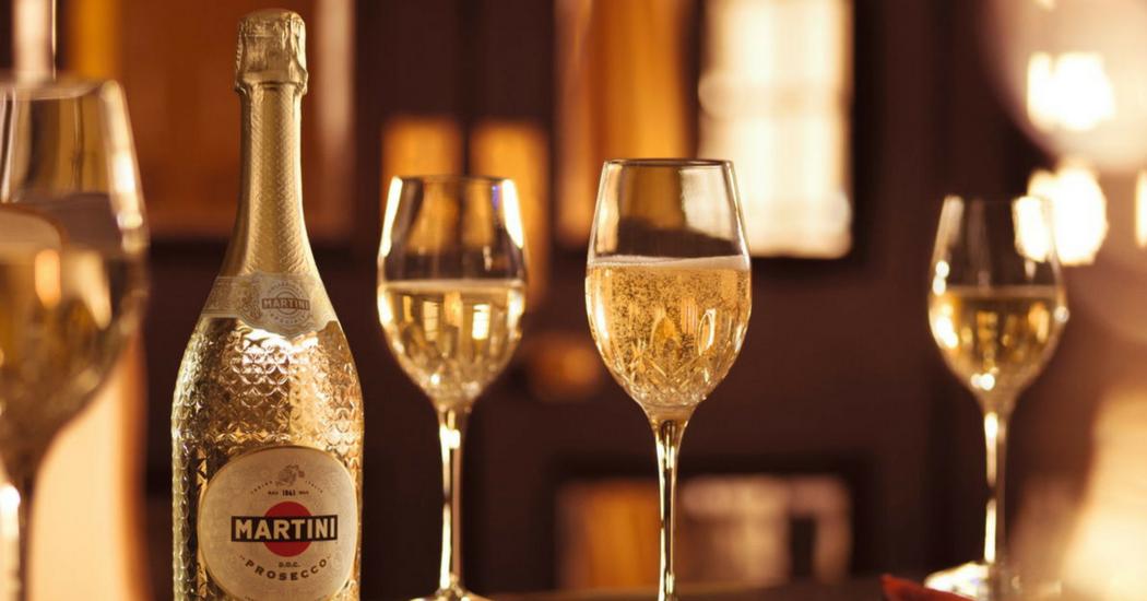 Crush of the day: la Collezione Speciale Prosecco de Martini