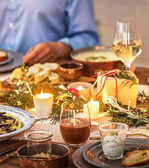 Repas de fête sans tracas: toutes nos solutions