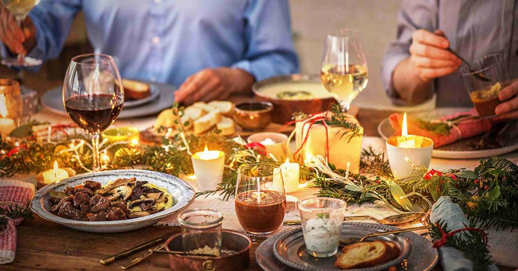 Repas De Fete De Noel Repas de fête sans tracas: toutes nos solutions   Marie Claire