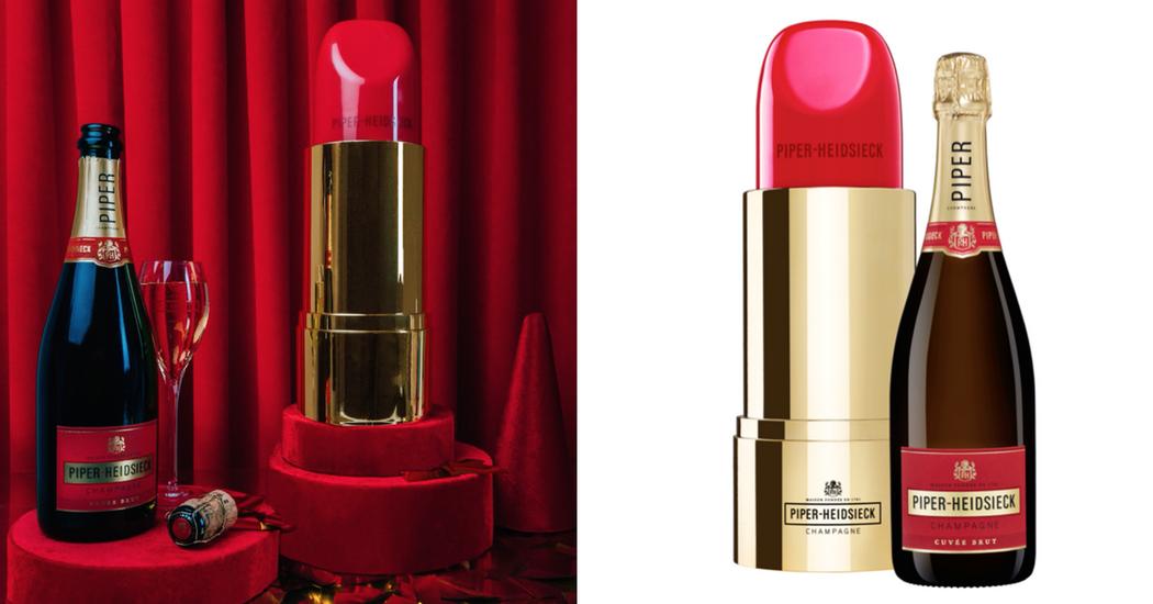 Crush of the day: le coffret lipstick de Piper-Heidsieck