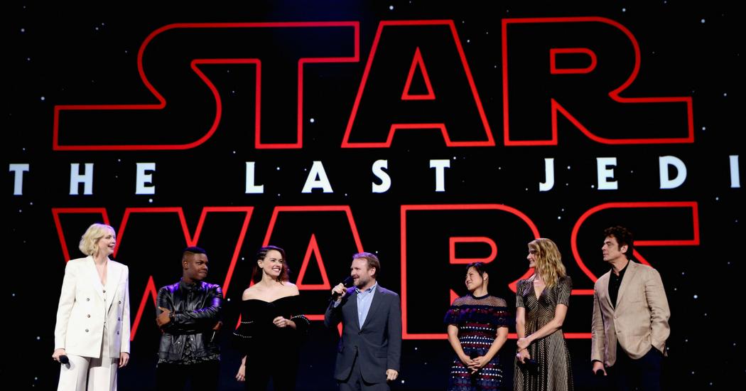 On a vu le nouveau Star Wars, et on en a pensé ceci…