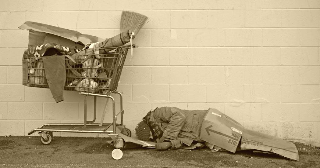 Homeless webshop: un site SDF pour aider les sans-abris