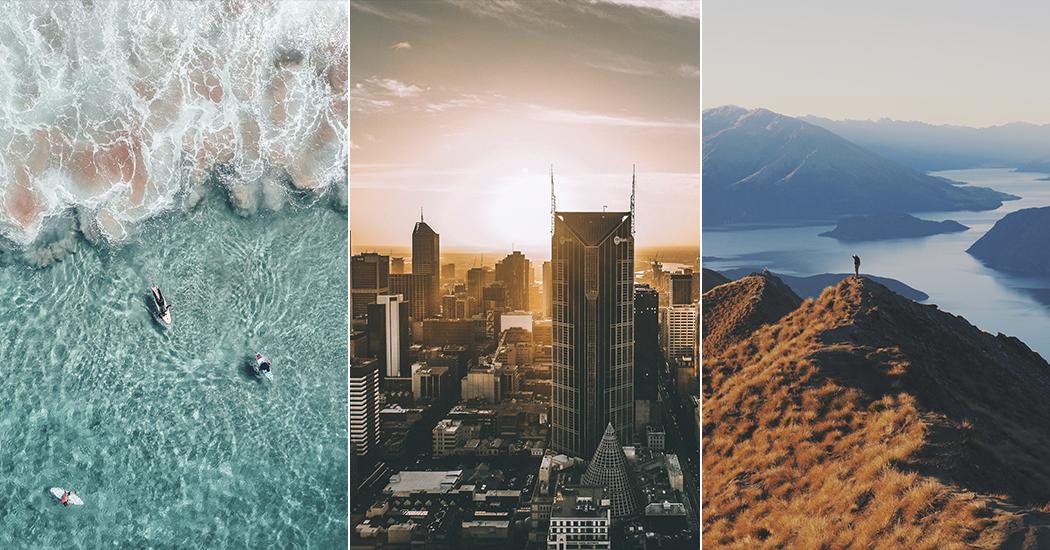 10 destinations tendances pour vos vacances