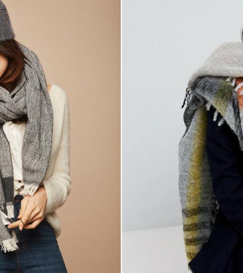 Shopping: 10 écharpes pour avoir bien chaud cet hiver