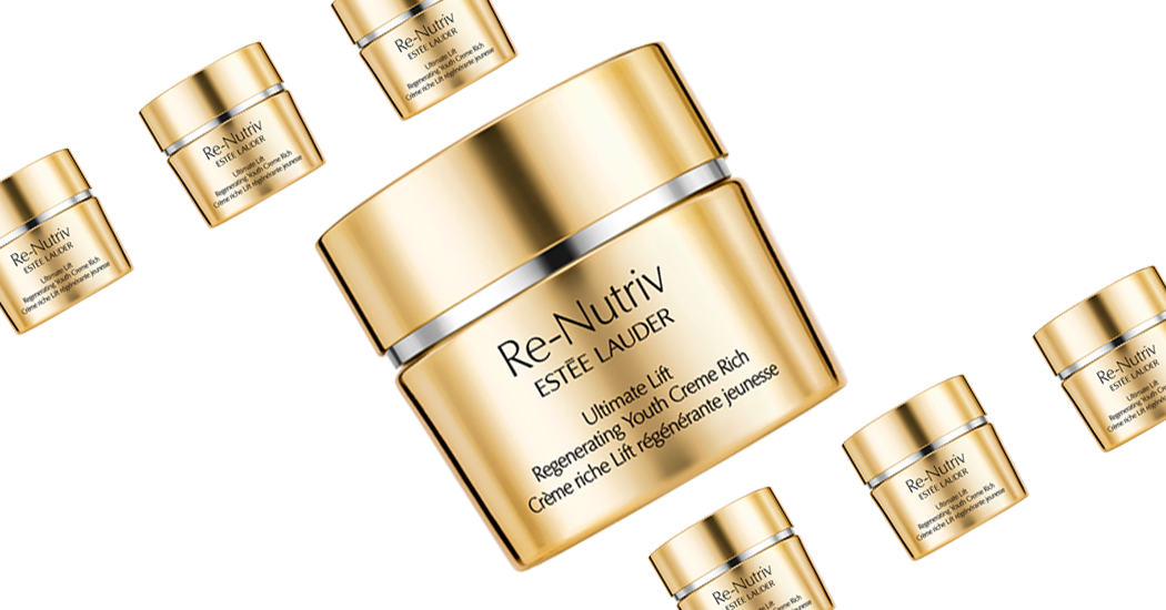 Crush of the day: la gamme Re-Nutriv Ultimate Lift Estée Lauder