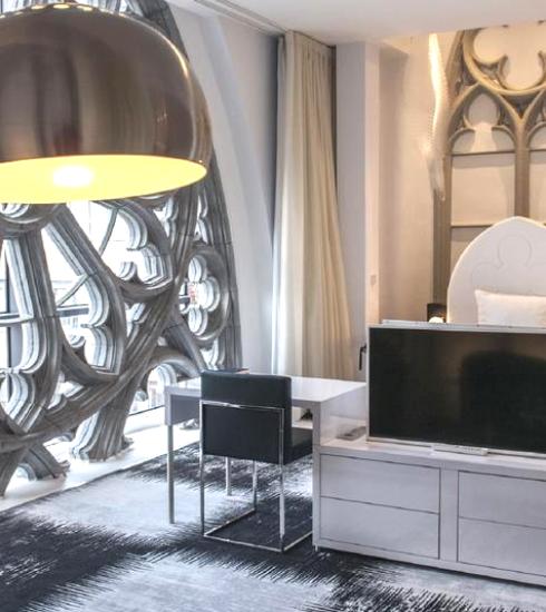 Évasion : 5 hôtels où passer la nuit à Mons