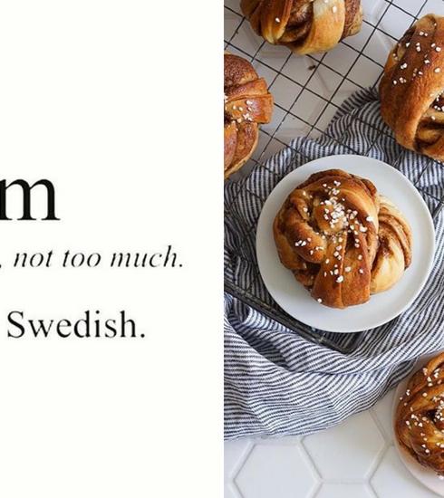 «Lagom», le bien-être à la suédoise