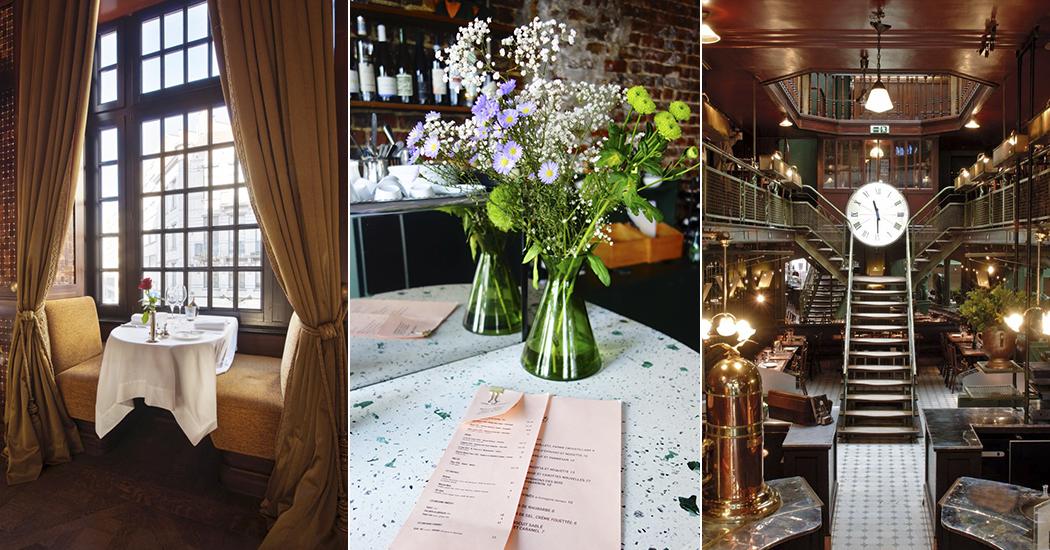Bruxelles : 7 restaurants parfaits pour une soirée en amoureux